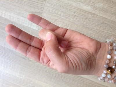 Ich biete Dir - Online Kurse - Fingeryoga - AGNI MUDRA 400x300