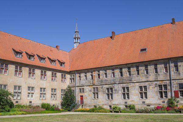 Glücksseminar im Kloster Frenswegen