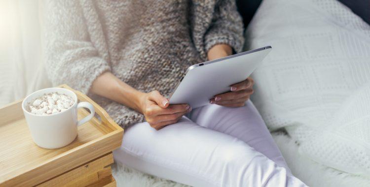 Online-Kurse von ruhewerk helfen dir Entspannung zu lernen.