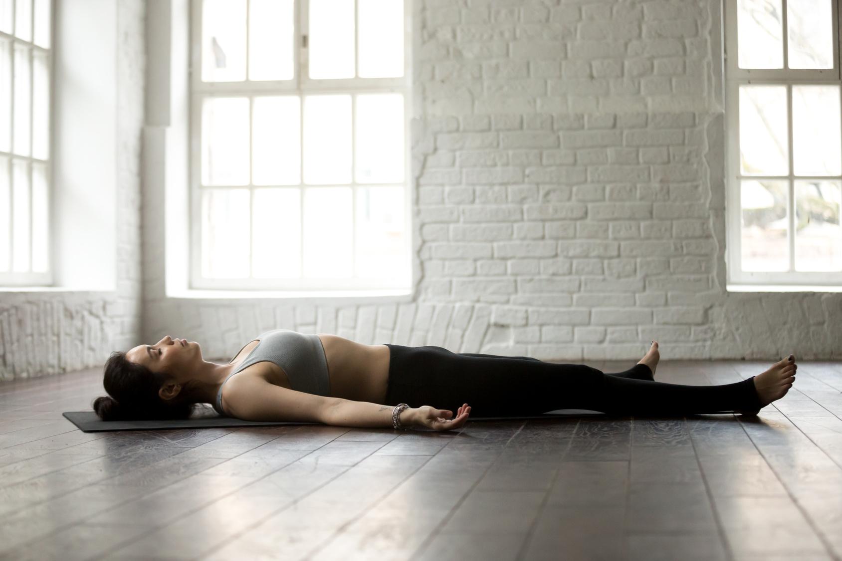 Tiefe Entspannung mit Yoga Nidra bei ruhewerk