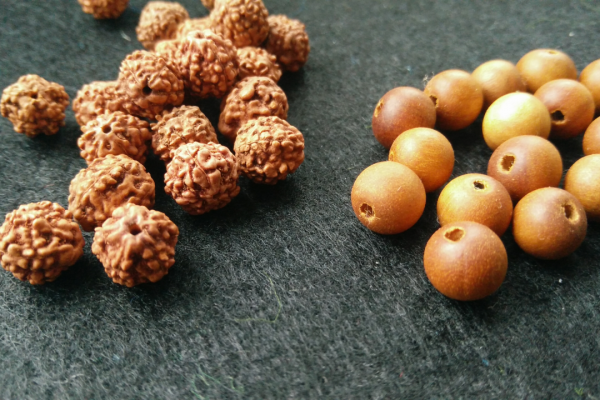 ruhewerk Mala - Perlen