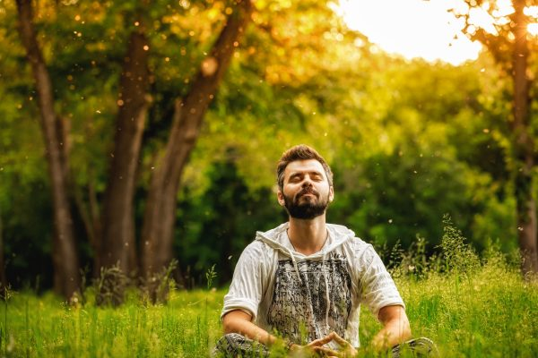 ruhewerk Outdoor Meditation
