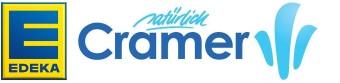 Natürlich Cramer Logo mit Edeka in 3D